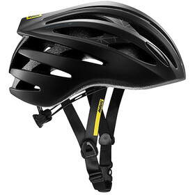 Mavic Aksium Elite Fietshelm Dames, black/everglade